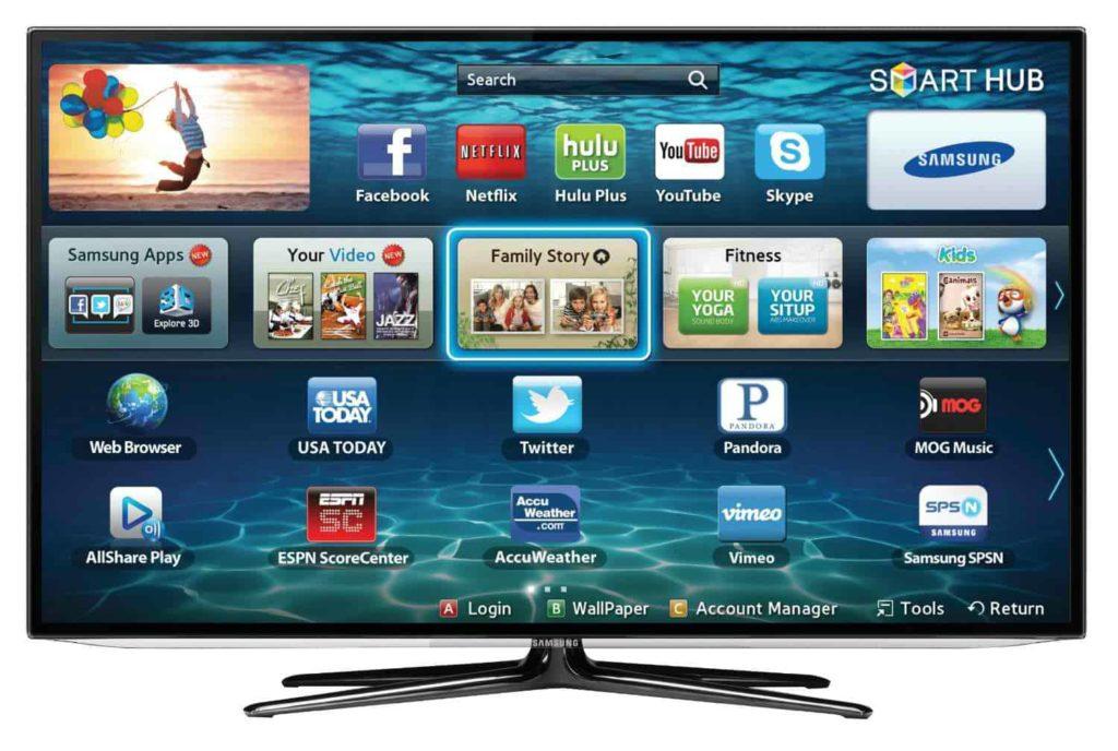 Samsung-LG-Smart-TV-hackear